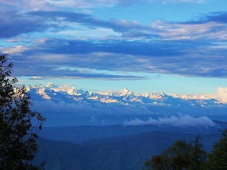 Mountains' Series  by Jayvardhan Kandpal