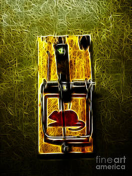 Wingsdomain Art and Photography - Mouse Trap - Version 2