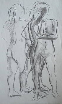 Movement Study by Jennifer Christenson