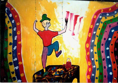 Mr. Colorman by Eliezer Sobel