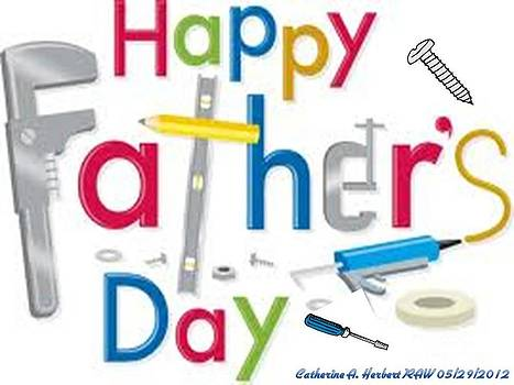 Mr.Fix It Happy Fathers Day RAW by Catherine Herbert