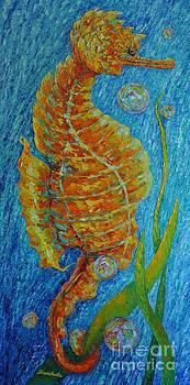 Mr.Seahorse by Sloane Keats