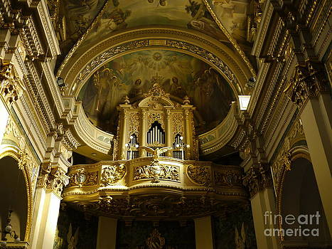 John Chatterley - Msida Church Organ
