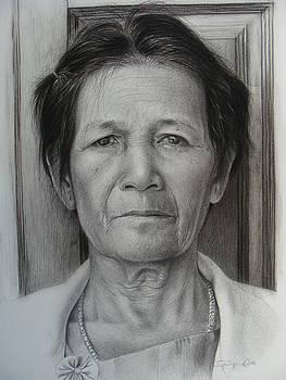 Mum by Supot Pimpan