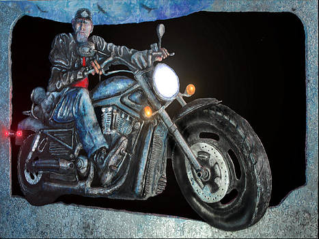 Murdercycle by Jay D Anderson
