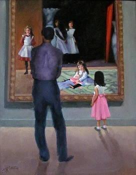 Museum Friends by Janet McGrath