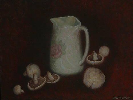 Terry Perham - Mushrooms 1977