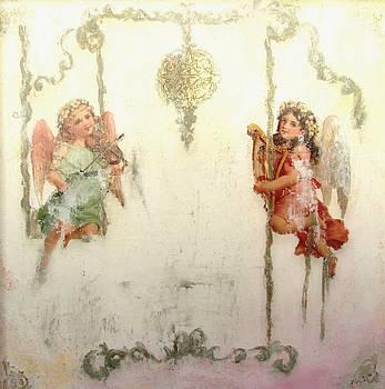 Music from Heaven by Noemia Prada