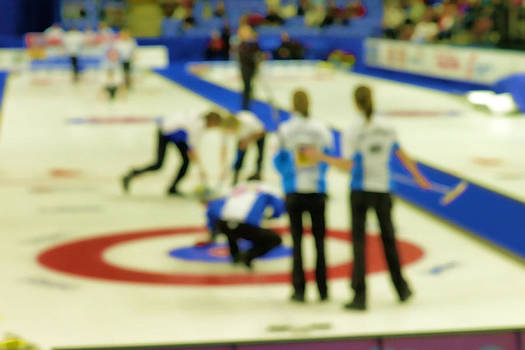 LAWRENCE CHRISTOPHER - My Curling Dream