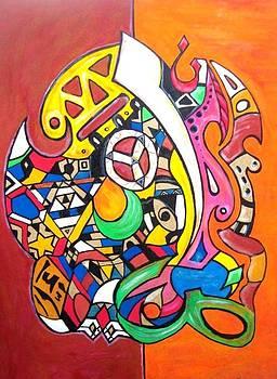 My Echo by Abbas Djamat