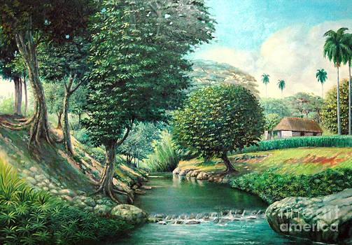 My Farm by Makam  art