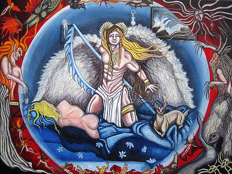 My Guardian Angel by Amiee Johnson