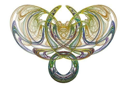 Mystic Pendant by Rick Chapman