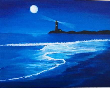 Mystic Shore by Linda Bennett