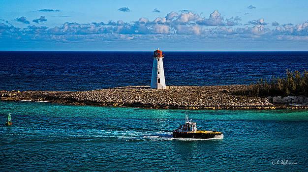 Christopher Holmes - Nassau Harbor Lighthouse