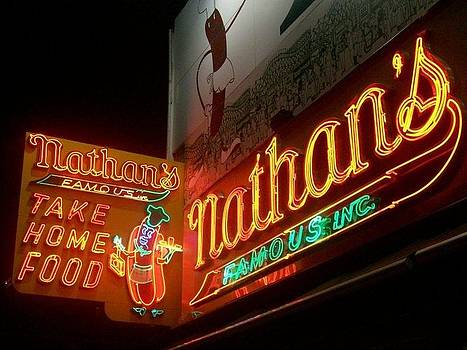 Nathan's by Paul Tripodis