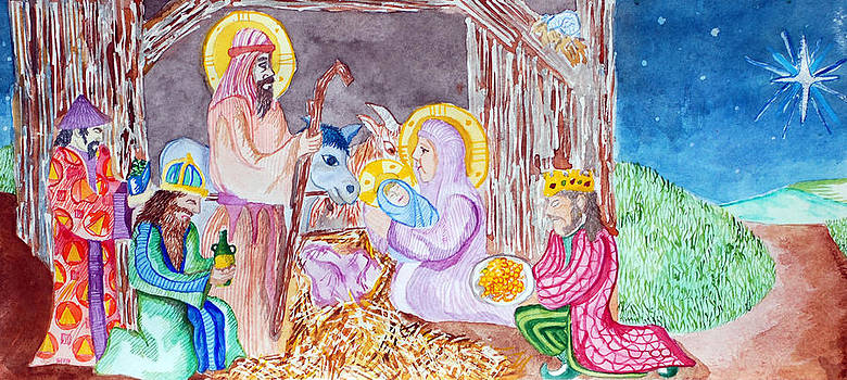 Jame Hayes - Nativity