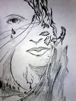 Nature Cry  by Ashish Jha