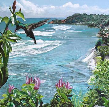 Nature isle paradise. by Kelvin James