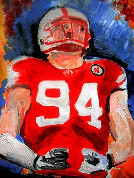Jon Baldwin  Art - Nebraska Defense