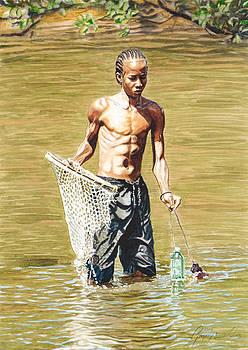 Netfishing by Gregory Jules