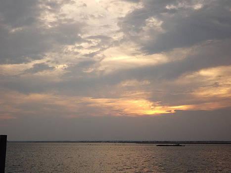 New Jersey Sunset by Michael Degenhardt