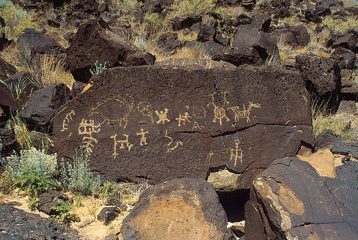 Jerry McElroy - New Mexico Petroglyphs