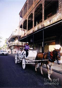 John Malone - New Orleans carriage