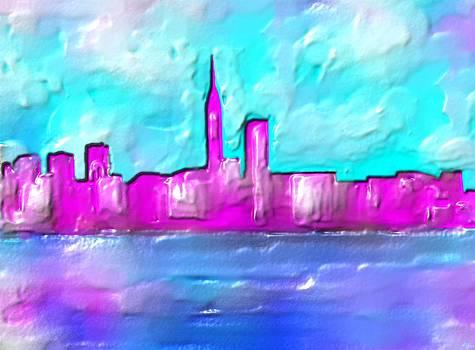 New York by Larry Cirigliano