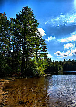 NH Lake 3 by Edward Myers