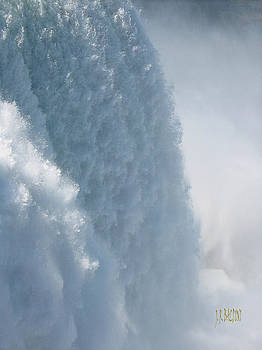 Niagara Falls Cascading Thunder by J R Baldini M Photog