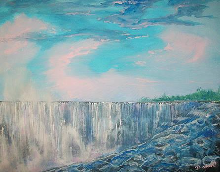 Niagara Falls by Raymond Doward