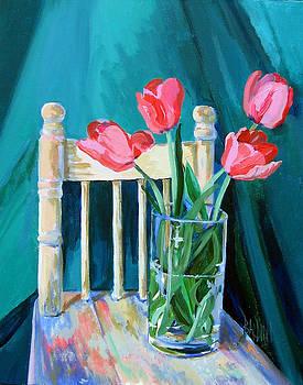 Niagara Tulips by J R Baldini