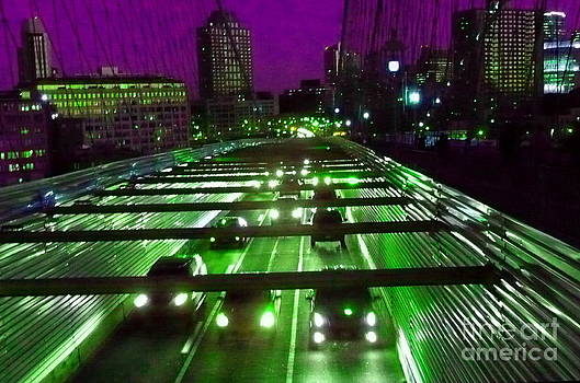 Anna  Duyunova - Night City