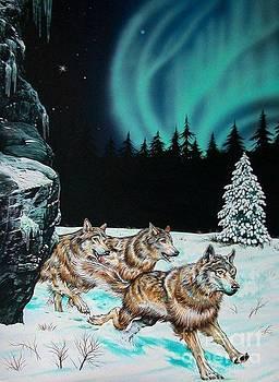 Night Wolves by Kimberlee  Ketterman Edgar
