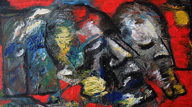 Jon Baldwin  Art - No More Voo Doo Besides the Shadows