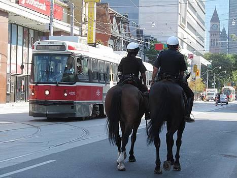 Alfred Ng - no need for the streetcar
