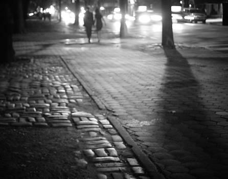 Nocturne - Night - New York City by Vivienne Gucwa