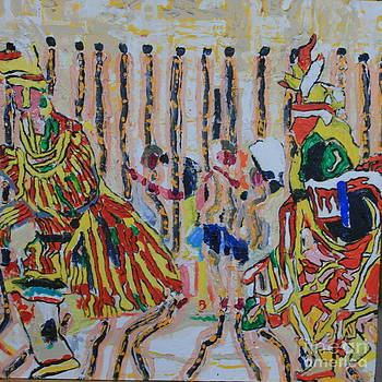 Noon Dance by Ray  Petersen