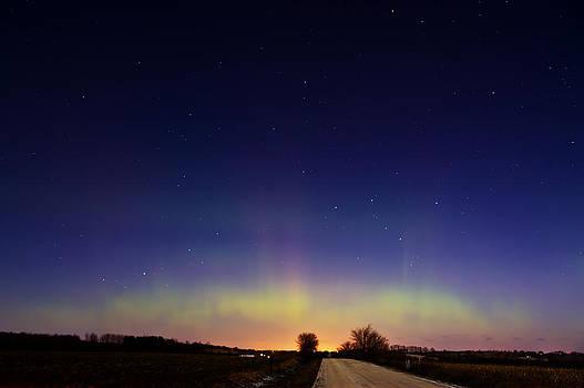 Northern Lights 2 by Jennifer Brindley