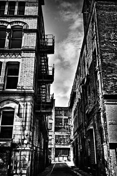 Northern Quarter MANchester by Sandra Pledger