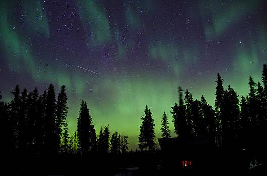 Northern Sky by Steve  Milner