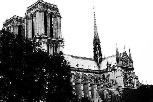 Notre Dame de Paris by Kelsey Horne