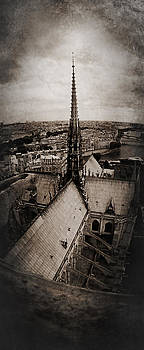 Notre Dame by Torgeir Ensrud