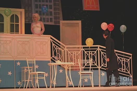 Now In Theater by Alisa Tek