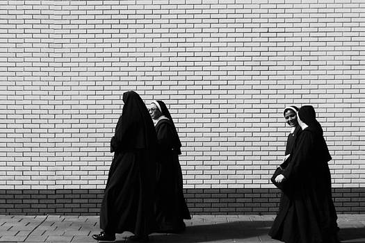 Nuns on the Run by Kelsey Horne