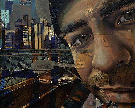NY Tony by Jami Childers
