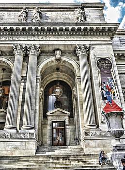 Chuck Kuhn - NYC Library III
