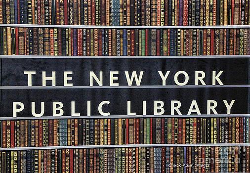 Chuck Kuhn - NYC Public Library I