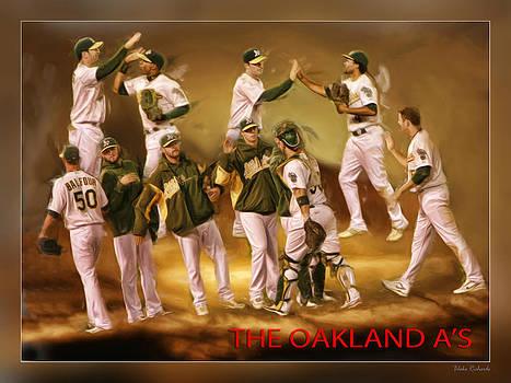 Blake Richards - Oakland A